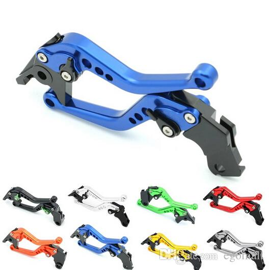 Motorcycle Racing CNC Clutch Brake Levers w/ Adjusters for Suzuki GSXR GSX-R 600 750 1000 1300 K1 K2 K3 K4 K5 K6 K7 K8 K9 Racers
