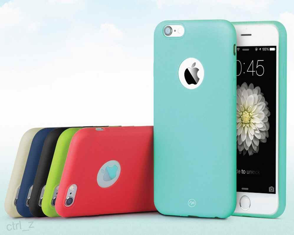 6475c74b06d for IPhone7 Apple Iphone 6 6s 7 Plus Case 4.7 Ultra Thin Soft Silicone TPU  Candy Iphone6 Back Cover Iphone 6 Case Iphone 7 Case 6s Case Online with ...