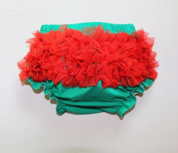 Baby Girls Ruffle Panties Briefs Bloomer Diaper Cover u Scegli il colore baby 0-3T