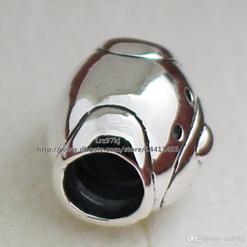 2015 nouveau automne 100% argent sterling 925 dévoué chien charme perle convient à l'européenne Pandora bijoux bracelets collier