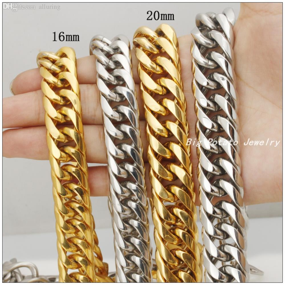 gold cuban bracelets yellow wholesale rope piece deal chains watches gucci youtube herringbone watch