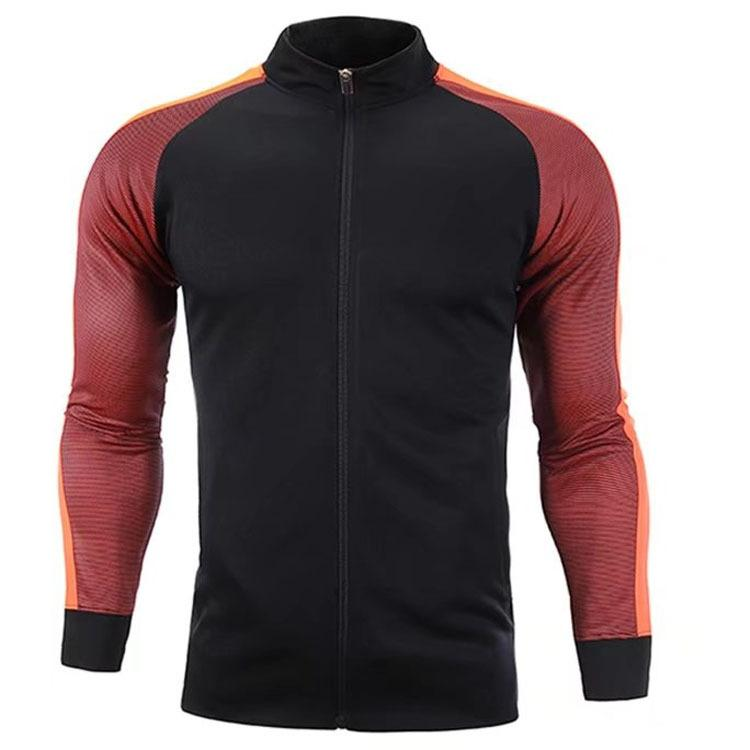 Outdoor sports jacket training basketball football soccer mountaineering customize unisex ASIAN size red black green blue white grey