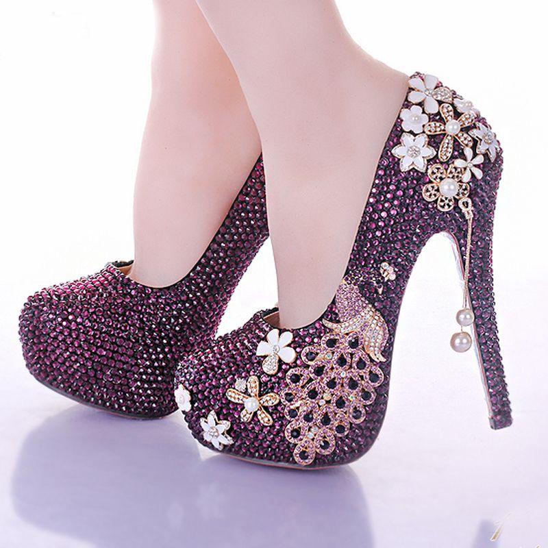 Atractivo Zapatos De Vestir De Peltre Para La Boda Embellecimiento ...