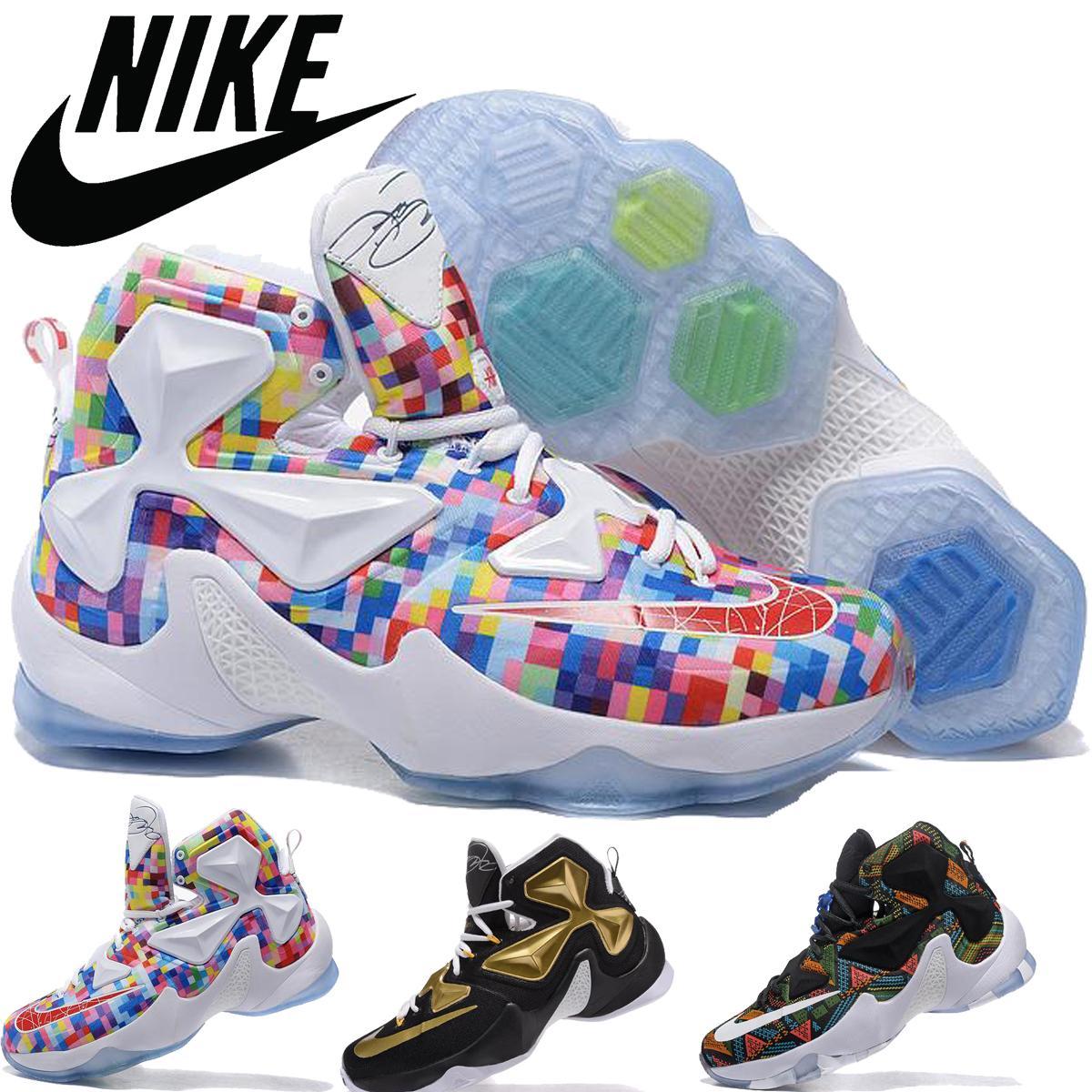 ... nike lebron 13 xiii bhm black history mont mens basketball shoescheap nike  lebrons basketball shoe l ...