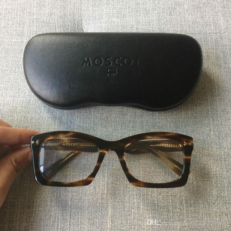 Brand 2018 Brand Design Moscot NEBB Eyewear Johnny Depp Glasses Top ...