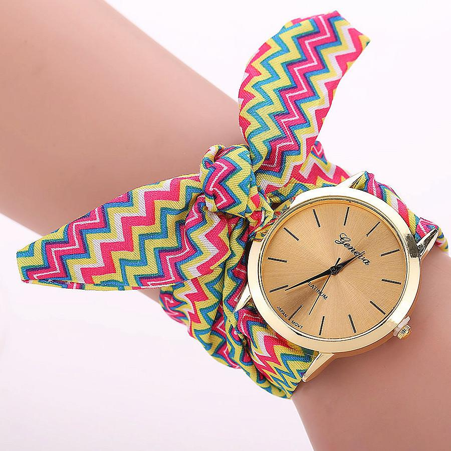 number watches girls watch leather fashion summer relojes designer women s item candy from analog dress lovely colors quartz in wrist big