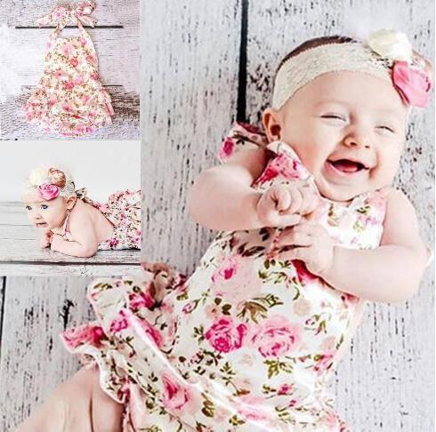 b1743a60c7533 2019 2015 Baby Girls One Piece Swimsuit Cute Children'S Kids Tutu Swimwear  Infant Beach Swimming Clothing From Cleansky, $59.68 | DHgate.Com
