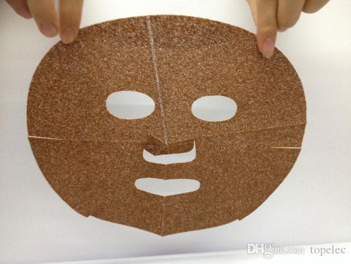 100% Pure Natural Seaweed Face Mask granulado colágeno blanqueamiento belleza belleza cuidado de la cara máscaras de belleza envío gratis DHL 60138