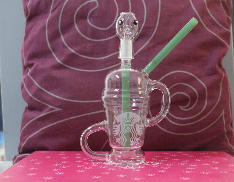 14,5 mm Dabuccino Oil Rigs Limited Edition Dabuccino Tüpfel sandgestrahlt Glas ähnlich mit Hitman Glas x Evol Glas Sand Blast Glasbongs Rohr