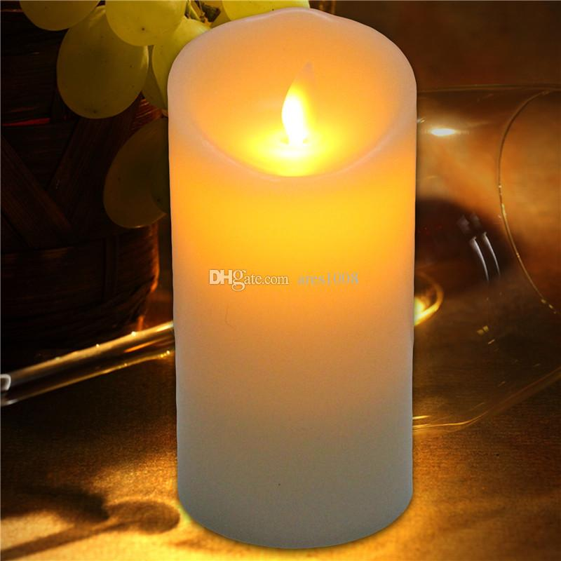 Factory Direct Selling 75 150mm Flameless Led Candle With