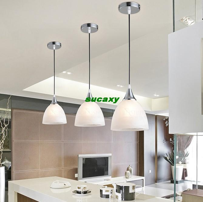 Modern white variegated glass shade e27 single led pendant light modern white variegated glass shade e27 single led pendant light fixture for dining roombarback hanging light shades bedroom hanging lights from sucaxy aloadofball Images