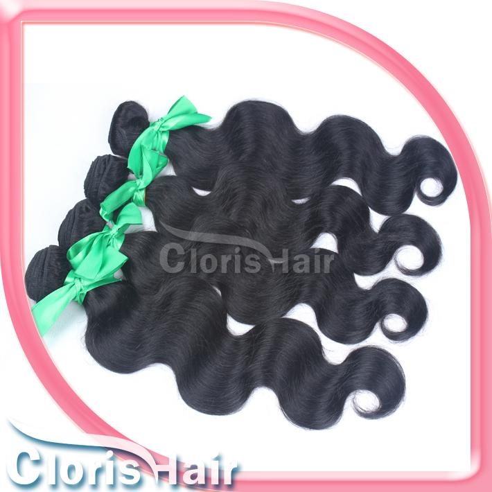 High Quality Unprocessed Indian Body Wave Human Hair Weave Mixed Length 3 Bundles Wholesale Wet and Wavy Raw Indian Remi Hair Weaving
