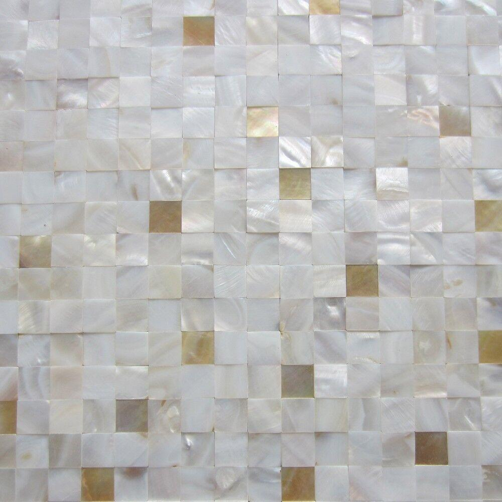 Online Cheap New! Yellow Lip 7% Mixed Mother Of Pearl Tiles ...