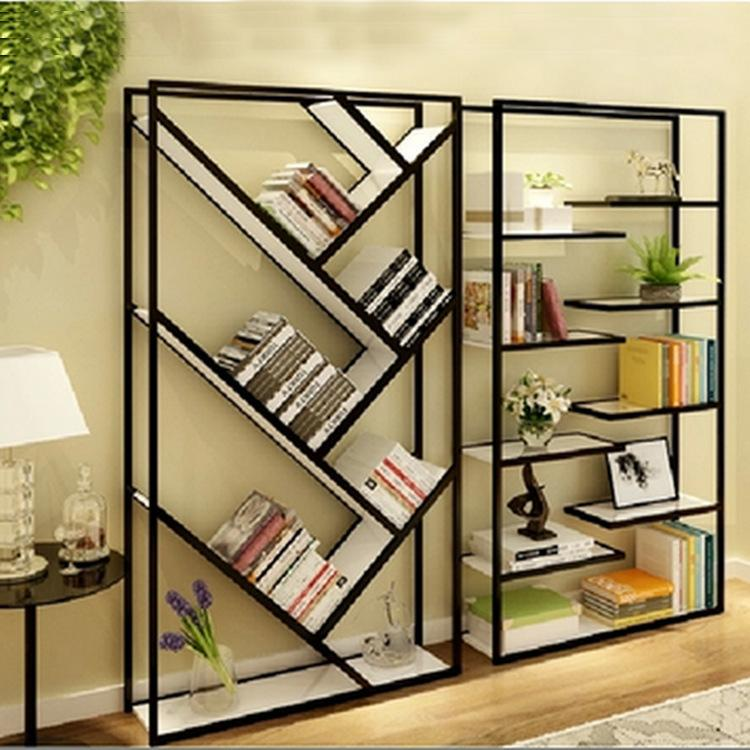 from bookcase bookshelf shelf com item loft wrought retro in luggage rack display country iron mining wood aliexpress american furniture racks on