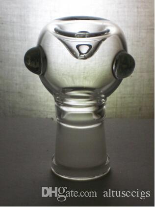 Super Glass Bowl 14mm / 19mm Female Bowl 14.5mm 18.8mm Glaskuppel für alle Ash Catcher Bubbler Glas Percolator Männlich Jiont Verwendung