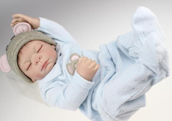 silicone baby dolls for sale mu bebes reborn lifelike doll. Black Bedroom Furniture Sets. Home Design Ideas