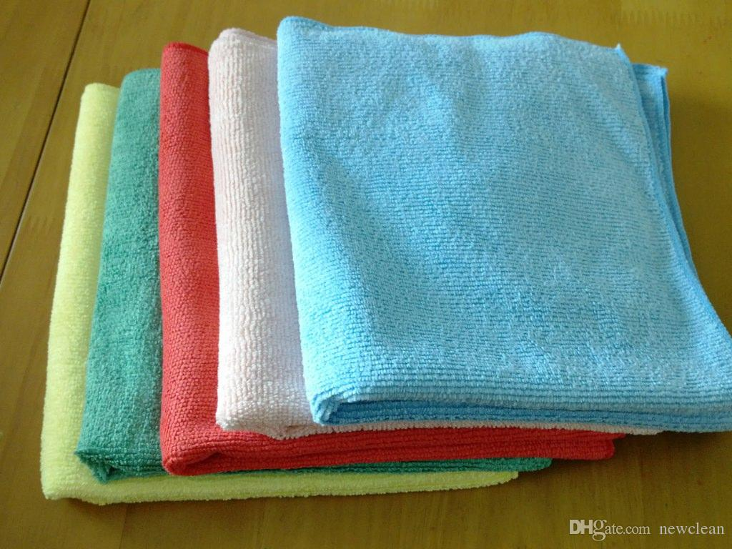 Microfiber Bath Towels Beach Drying Bath Washcloth Shower Towel ...