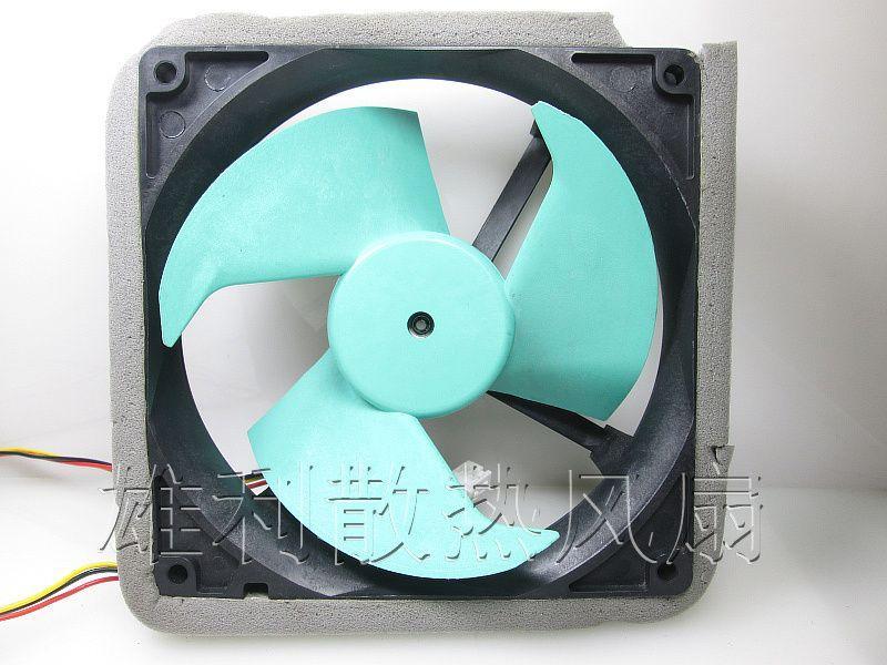 Orijinal NMB-MAT FBA12J12M 12 V 0.23A buzdolabı soğutma fanı için