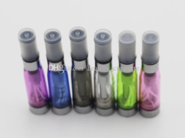 CE4 CE5 CE6 1.6ml atomizer cartomizer 510 eGo series cartomizer for ecig ego t,ego w e-cigarette DHL Free
