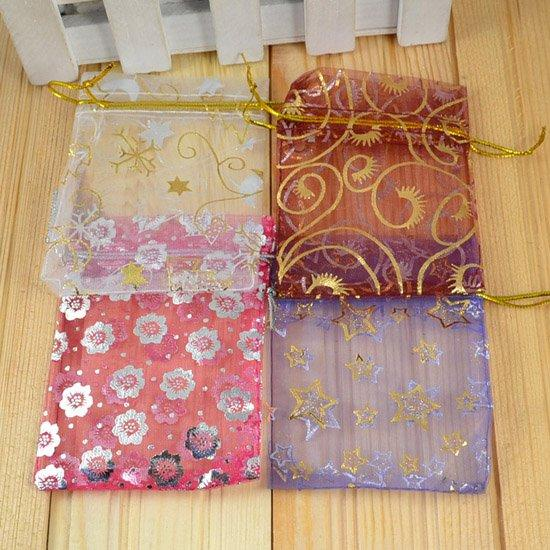 Jewelry cases&display gift bags silk pouches wedding bag Suitable for all kinds of packaging BAG01