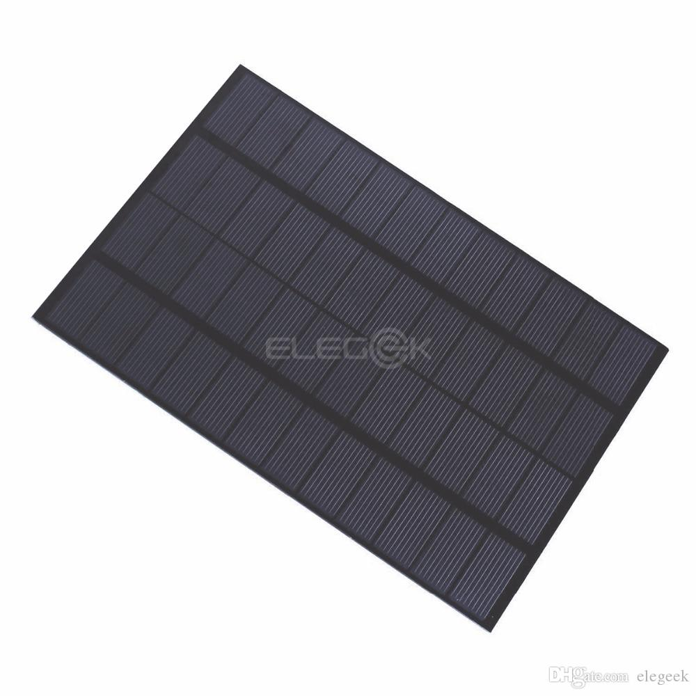 200Pcs/Lot 5W 12V DIY PET+EVA Encapsulated Solar Cell Panel Waterproof Solar Cell DHL Shipping for DIY Solar Project and Research