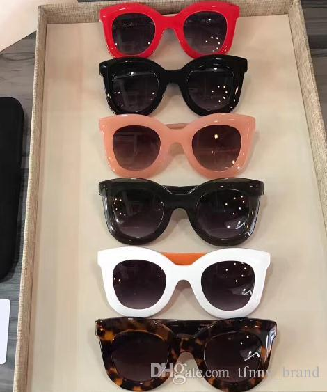 0981142ad798 Fashion Designer Cl41093 Sunglasses Top Quality Frame Simple Popular  CE41093 Women Sun Glasses 41093 Uv Protection Eyewear With Original Box  Polarised ...