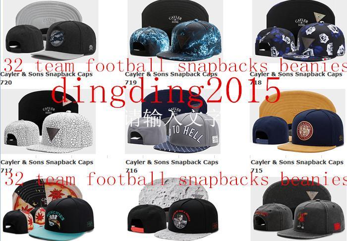 e322c255cdb7c2 Cayler Sons Snapback Ball Hats Fashion Street Headwear Adjustable Size  Cayler & Sons Custom Football Baseball Caps Drop Shipping Top Quality Caps  For Men ...
