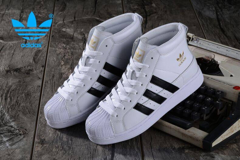 buy online f4b4a 57e96 adidas superstar high cut