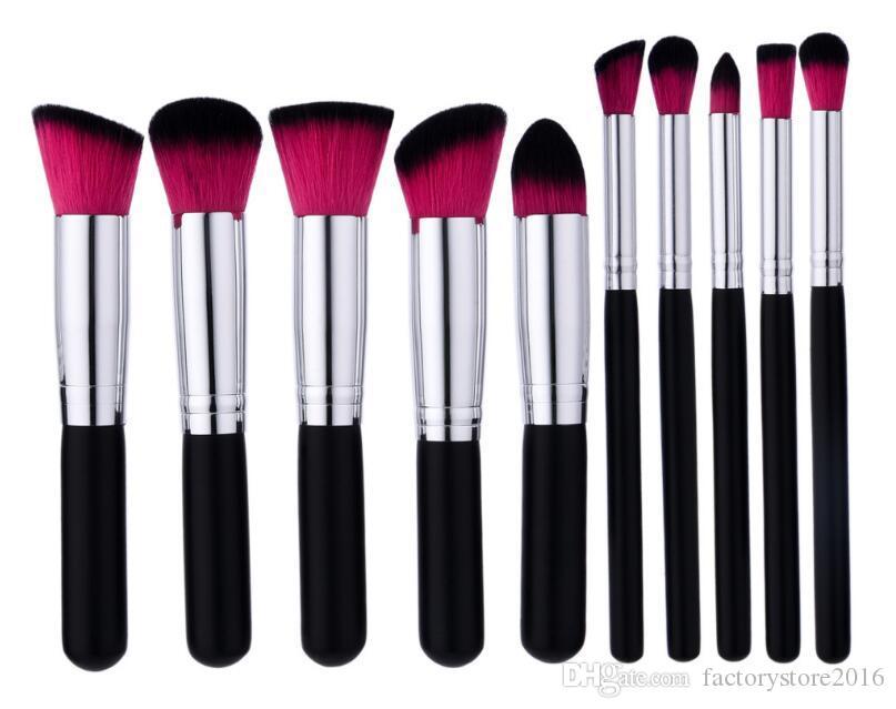 Makeup Brushes Set مكياج بودرة فرش ماكويلاج بيوتي أدوات التجميل كيت جفن الأساس أحمر الخدود فرش