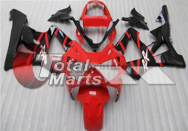 Carenado para HONDA CBR929RR CBR900RR CBR929 CBR900 00 01 2000 2001 ABS fa9136