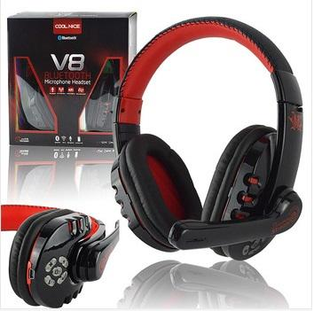 hi fi noise cancelling v8 wireless bluetooth game gaming headset rh dhgate com PS3 Bluetooth Headset PS4 Headset