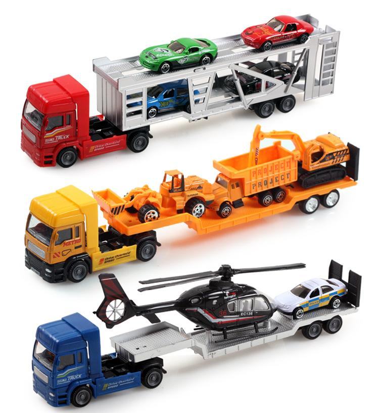 Toy Trucks For Boys : Wholesale boy toys model car truck machineshop