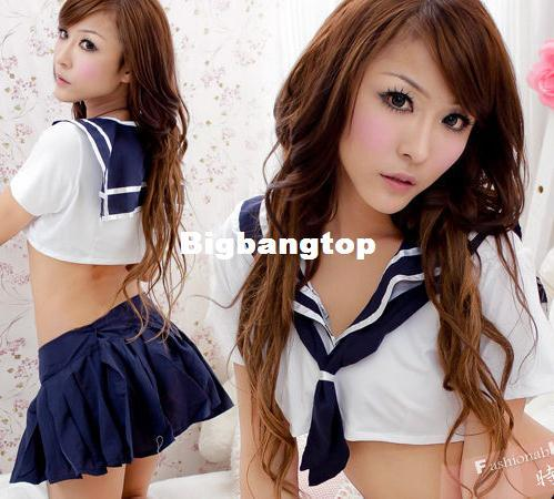 Japanese teen sailor