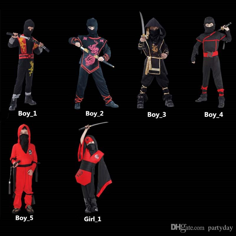 Boys Girls Captain Ninja Costumes Halloween Party Cosplay Fancy Dress Costume Japanese Anime Theme Apparel Clothes Halloween Costumes For Women Adult ...  sc 1 st  DHgate.com & Boys Girls Captain Ninja Costumes Halloween Party Cosplay Fancy ...