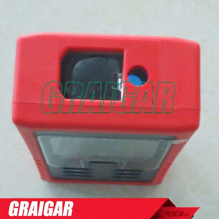 Handheld Laser-Entfernungsmesser / Tester UNI-T UT391A Laser-Entfernungsmesser Infrarot-Entfernungsmesser Messen Sie 0,05 m-70 m