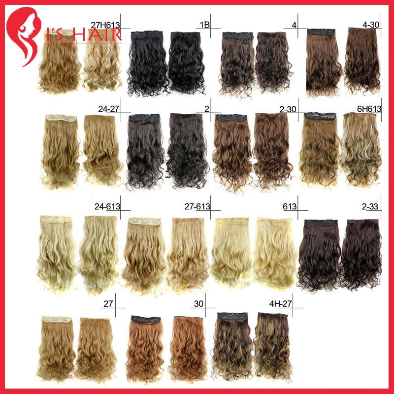Hair color numbers for weave gallery hair extension hair cheap ohlees 15 kinds of colors 5 clip hair extension 60cm 23inch see larger image pmusecretfo pmusecretfo Gallery