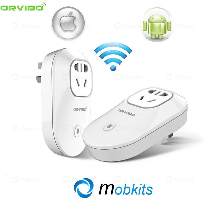 Certified Orvibo S20 WiFi Socket EU US UK Smart Plug Remote Control ...