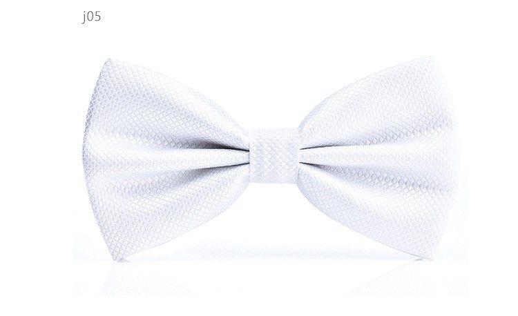 Cravate à noeud de la mode pour Hommes Robe Chemise Brand New Adult Bowtie Vérifiez Bowknot Fête de mariage Côtière Accessoire /