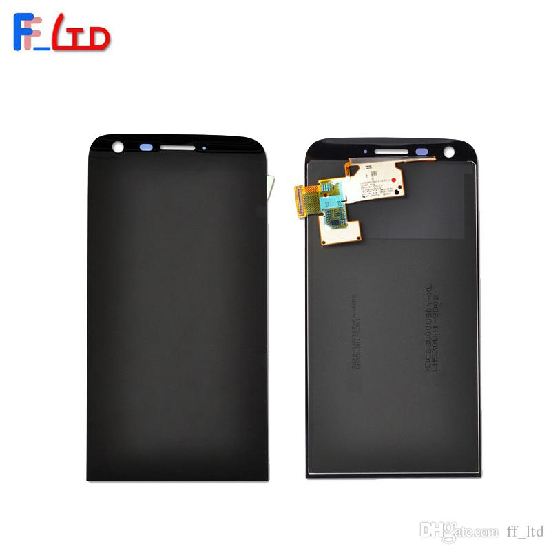 Original Replacement Lcd for LG G5 H850 H840 H830 LCD Display Digitizer with Touch Screen Full Assembly Replace 100% Tested