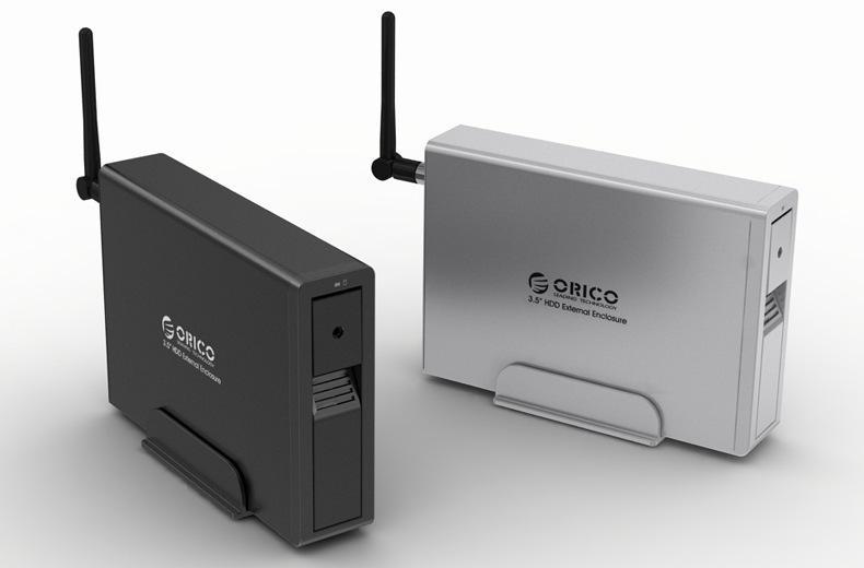 Compre o wifi nas sistema de armazenamento de rede doméstica sem
