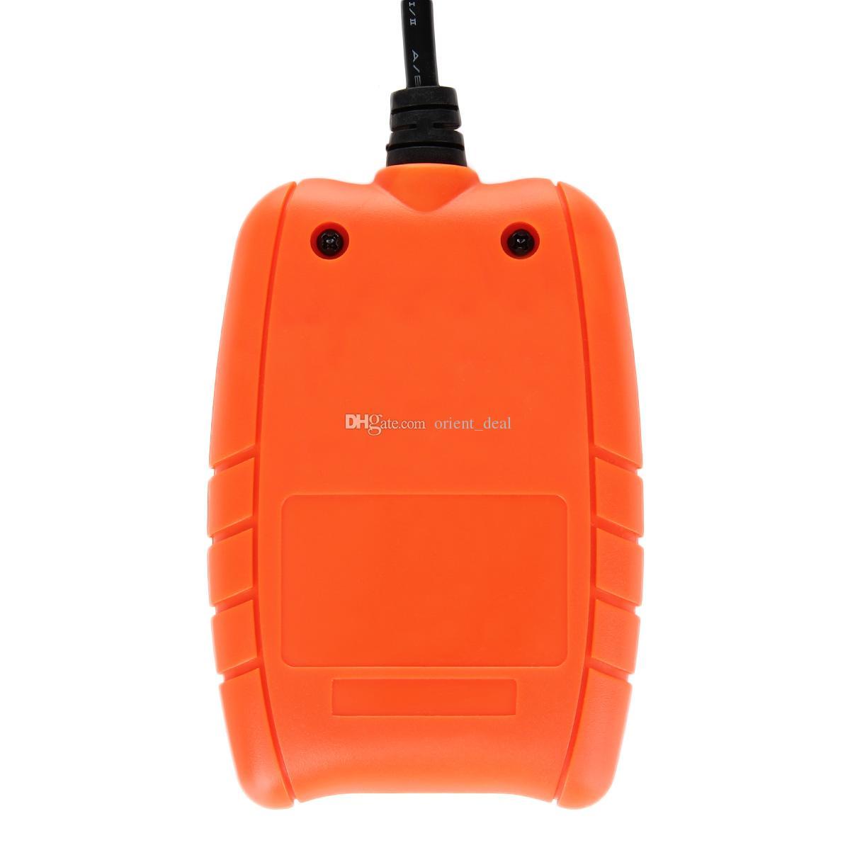 Vgate VC310 Interface 16PIN Compact Universel ODBII Scanner Auto Lecteur De Voiture Universel Outil De Diagnostic Livraison Gratuite