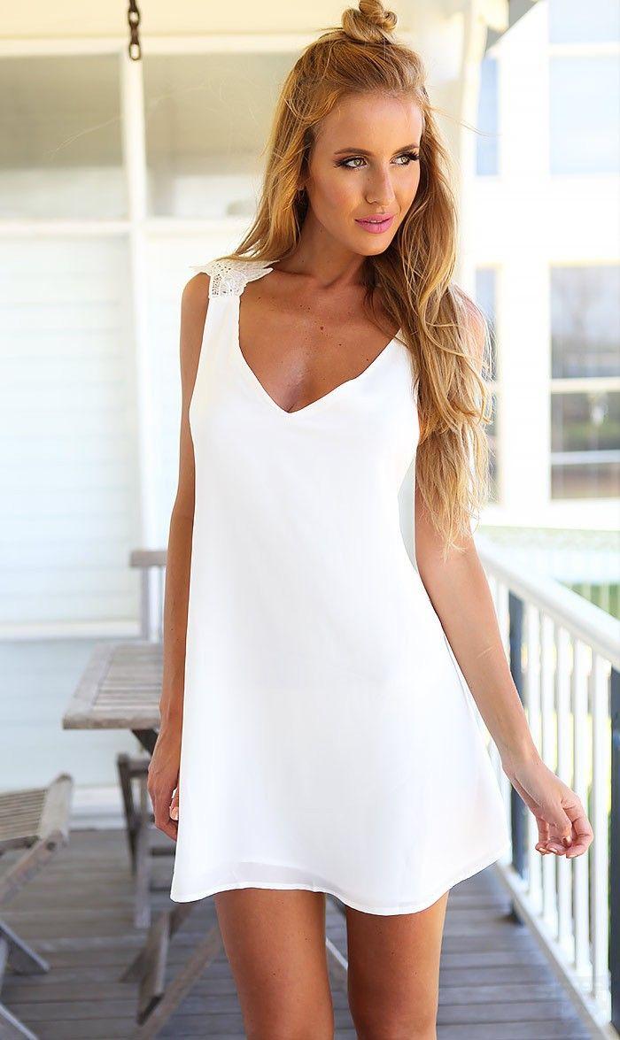 2015 New Summer Europe America Fashion Vintage V Neck Sleeveless ...