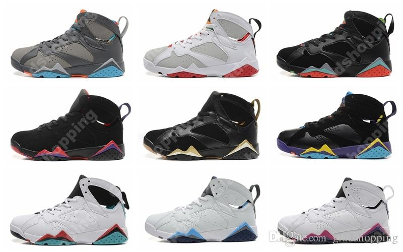 cea5e7002c9 7 GS Court Purple Hare Marvin The Martian Bobcats French Blue Easter Womens  Basketball Shoes 7s Sports Shoes Sneakers For Sale Discount Shoes Online  Latest ...