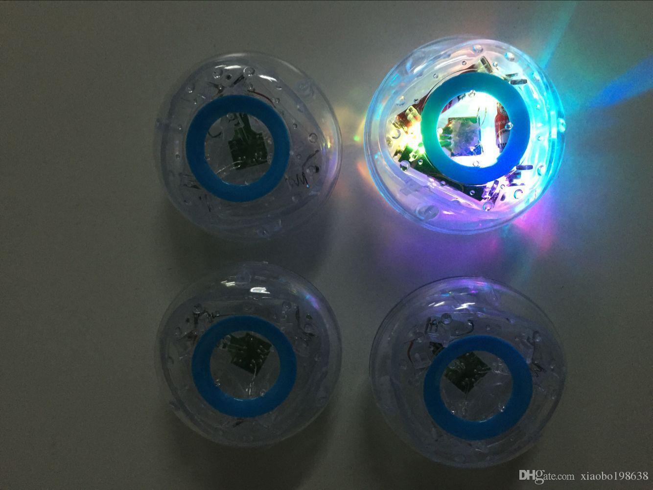 목욕 빛이 욕조 장난감 목욕 물 LED 조명 키즈 방수 아이들이 재미 시간에 빛 장난감 파티를 주도
