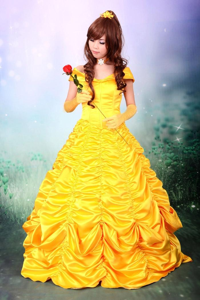 halloween costumes for women adult princess belle dresses beauty and the beast cartoon cosplay fantasia princess belle costumes halloween costumes for women