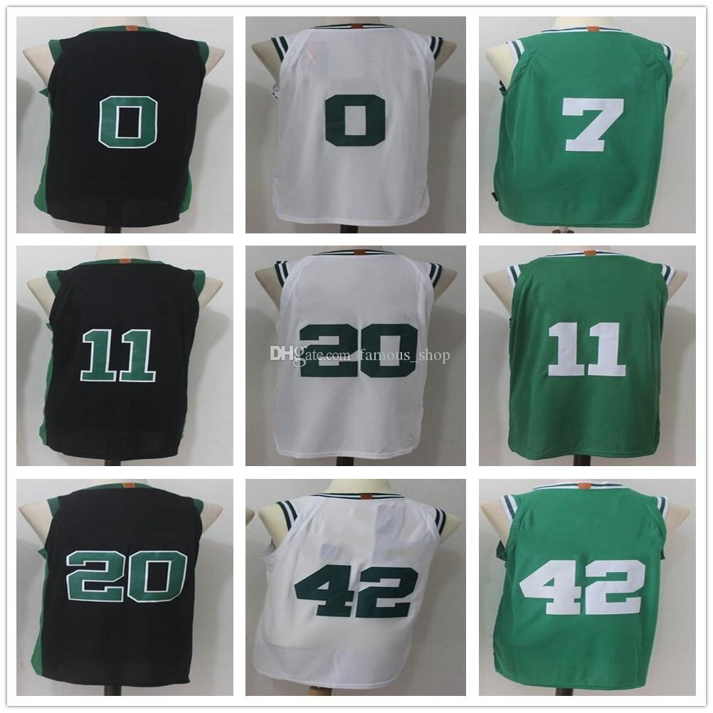 finest selection 582d4 9df33 7 jaylen brown jersey