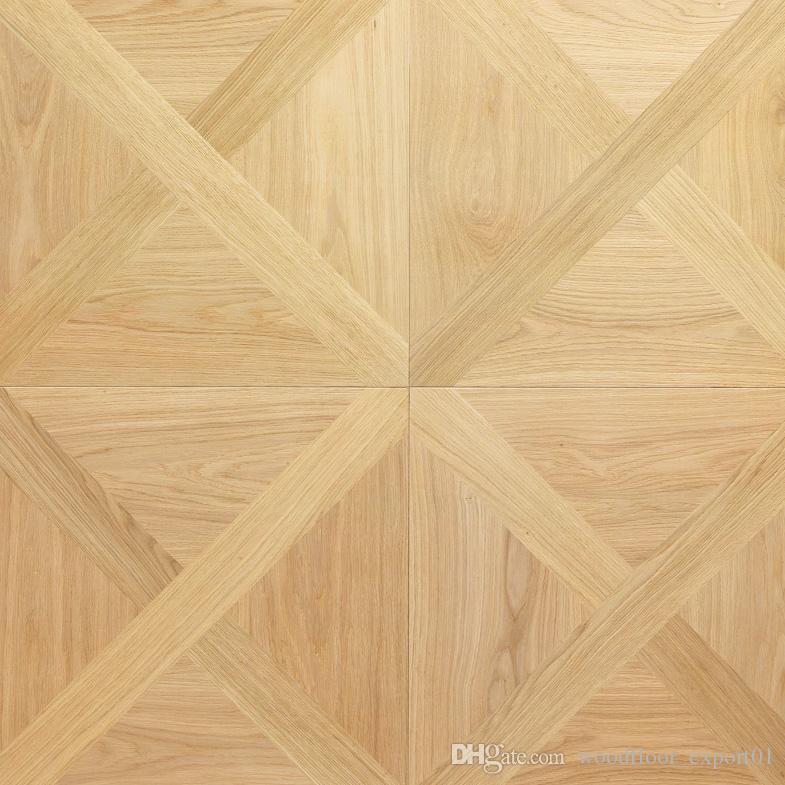 2018 Custom Wood Floor Bla Wings Wood Polygon Decorative Wood Floor