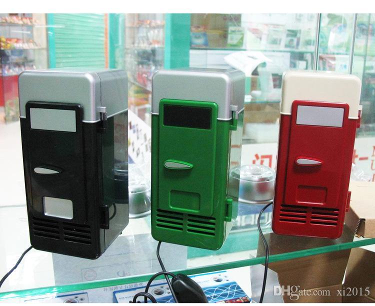 Mini Kühlschrank Für Bier : Großhandel mini portable usb pc kühlschrank auto kühlschrank