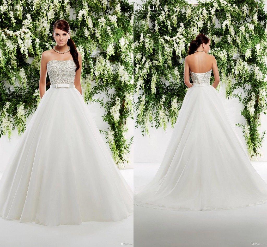 Ronald Joyce Oceana 2015 New Style Ball Gown Wedding Dresses ...