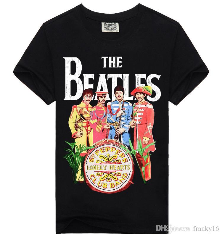 Горячая продажа 2017 высокое качество мужская с коротким рукавом футболка размер M до 3XL o шеи 3D животных печатных хлопок с короткими рукавами футболки